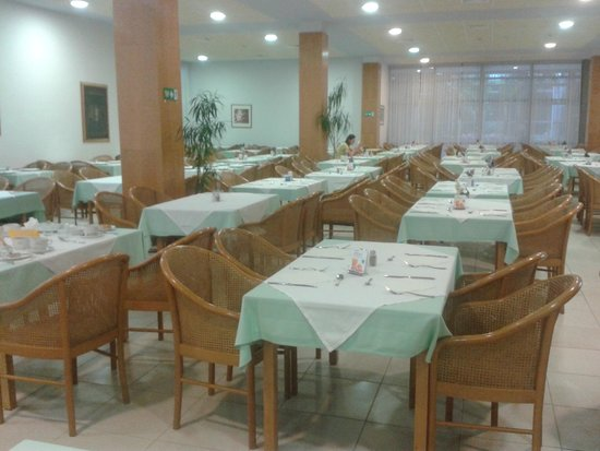 Bluesun Hotel Alga: restaurant