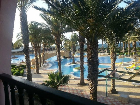 Houda Golf and Beach Club : View from 178