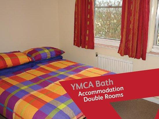 Bath YMCA: Double room