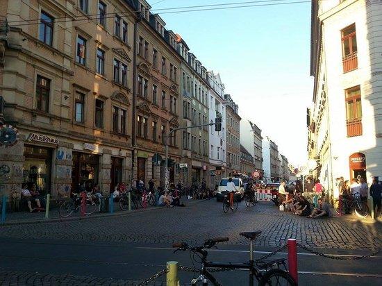 Neustadt: Louisenstrasse