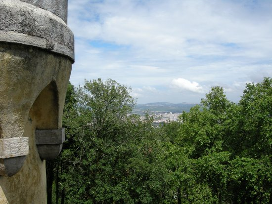 Park and National Palace of Pena: Sintra Castle