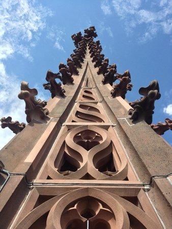 Basler Münster: Spire