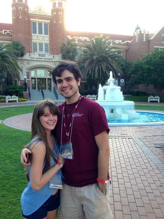 Florida State University: FSU Orientation - May 2014