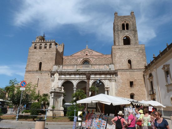 Duomo di Monreale: la cathédrale