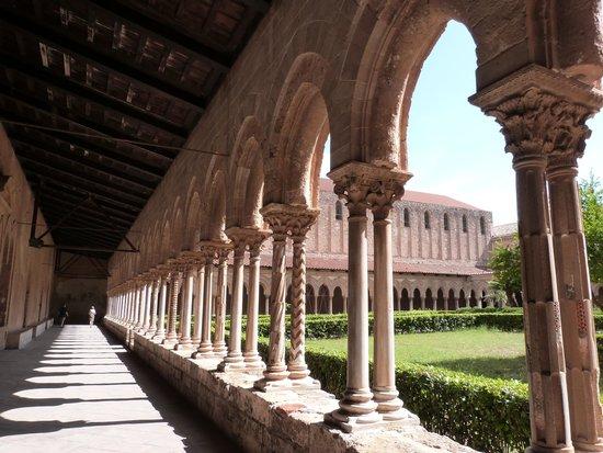 Duomo di Monreale: Le cloître