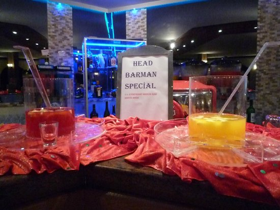 TUI BLUE Marmaris: Cocktails - steer clear!