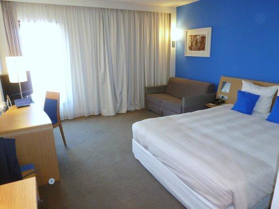 Novotel Lisboa : chambre double