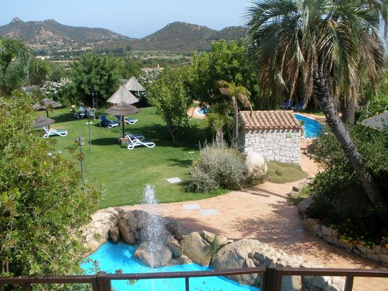 Cruccuris Resort: unterer Pool