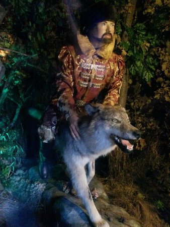 иван царевич на сером волке фото