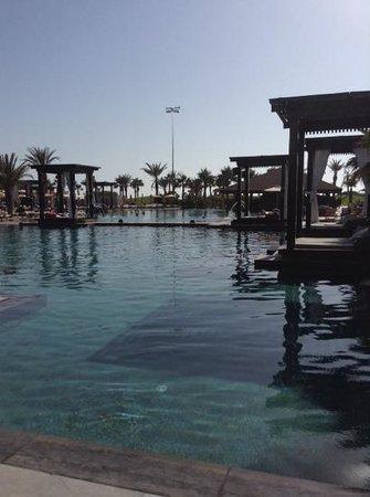 Hotel Riu Palace Tikida Agadir: zicht aan het zwembad