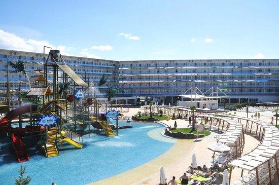 Club Hotel Sunny Beach Bulgarie