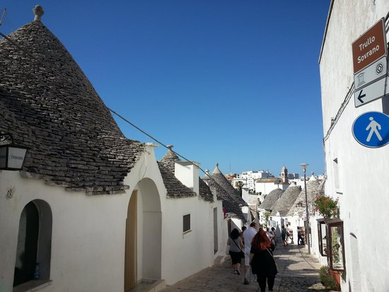 I Trulli di Alberobello - World Heritage Site: I trulli