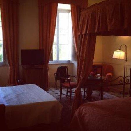 Villa di Piazzano : Our suite