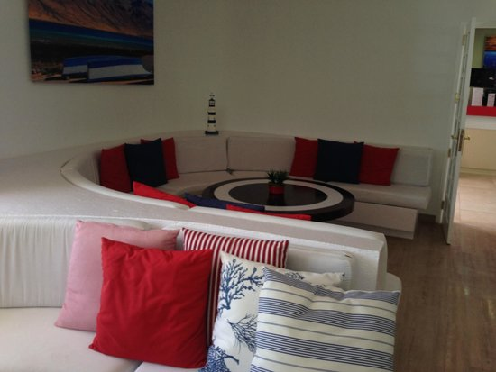 Apartamentos Panorama: Lounge