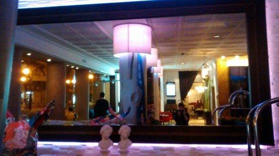 Hotel Augusta: Lobby del hotel