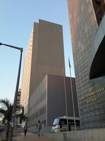 Edifício da Procuradoria Geral da República, Maputo Moçambique