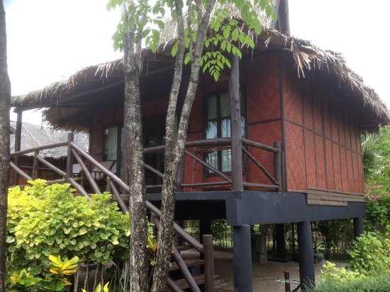 Phi Phi Island Village Beach Resort : Our bungalow