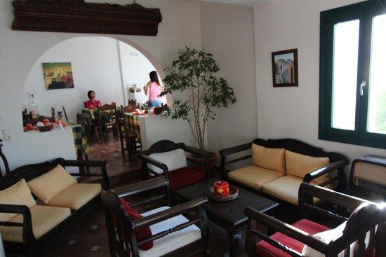 Costa Marina Villas: Lobby
