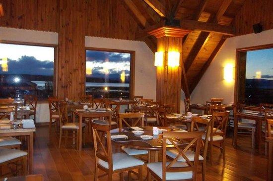 Hotel Mirador del Lago: Vista al Lago Argentino