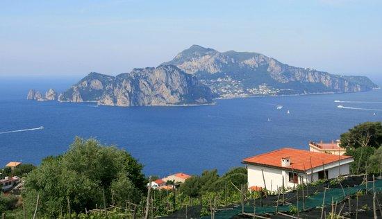 Art Hotel Gran Paradiso: L'ïle de Capri
