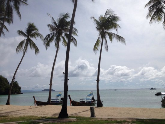 Phi Phi Island Village Beach Resort : Fantastic beach