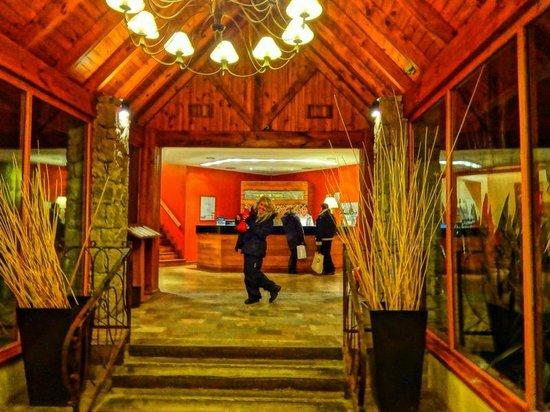 Hotel Mirador del Lago : Recepción