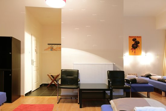 Maverick Hostel: Private room