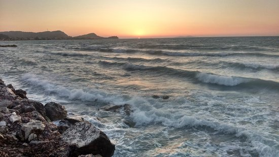 The Wave: Jeder Sonnenuntergang einfach spektakulär
