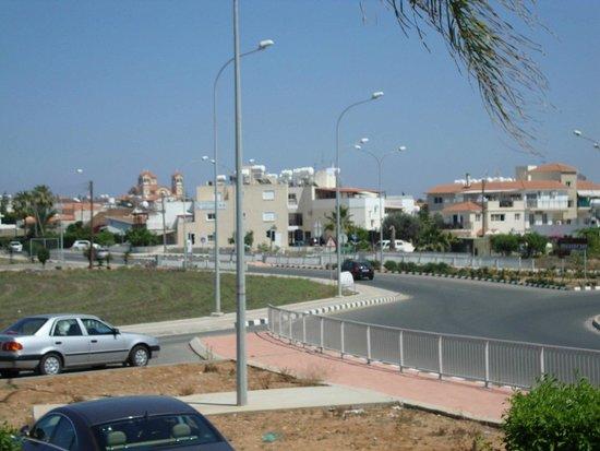 Astreas Beach Hotel Apartments: Протарас