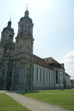 Fürstabtei St. Gallen: St Gall convent