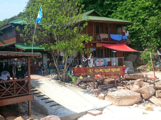 Coral Redang Island Resort: welcome