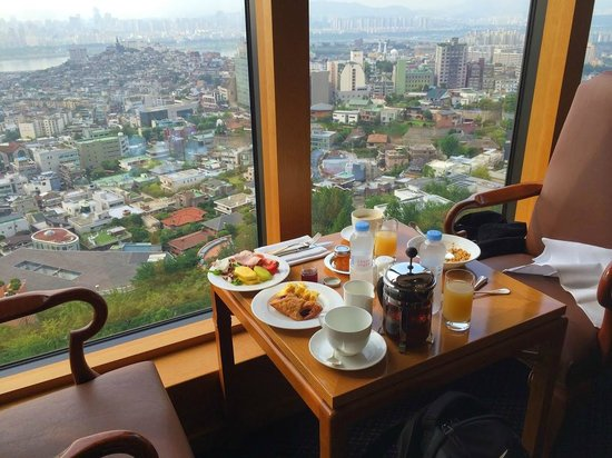 Grand Hyatt Seoul: Breakfast