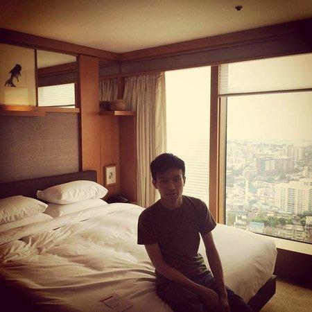 Grand Hyatt Seoul: Me :)