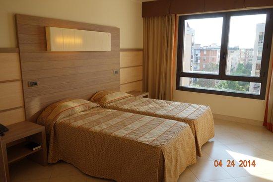 Nilhotel: room