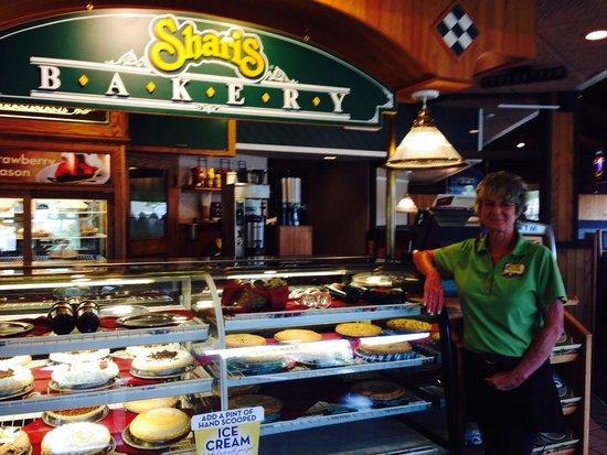 Shari S Restaurant Pies Bend