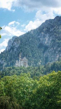 Neuschwanstein Castle: Castle