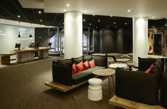 Ibis Portsmouth Centre : Lounge