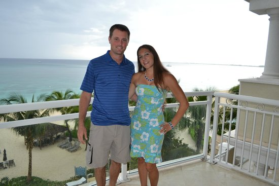 Beachcomber Grand Cayman: Balcony