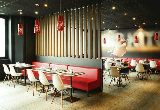 Ibis Portsmouth Centre : Restaurant