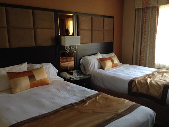 Excelsior Hotel: double room