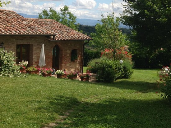 Agriturismo Nobile: Our storybook cottage