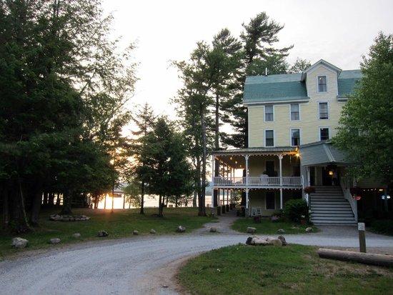 The Woods Inn: Hotel