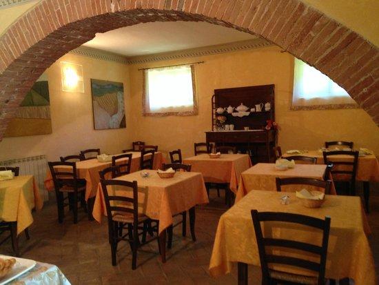 Agriturismo Nobile: Dining room