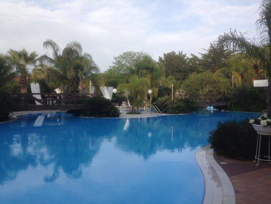 Oleandri Resort Paestum - Hotel Residence Villaggio Club: Relax