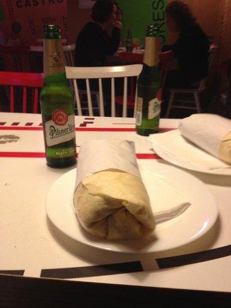 Dolores: Il burrito