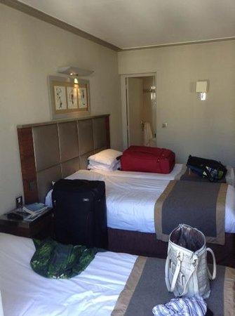 Hotel Berne Opera: triple room