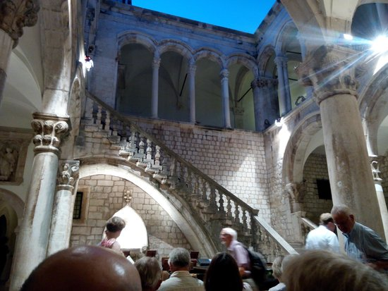 Rector's Palace: Evening concert