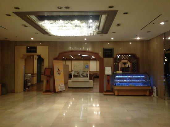 Busan Kukje Hotel: Lobby