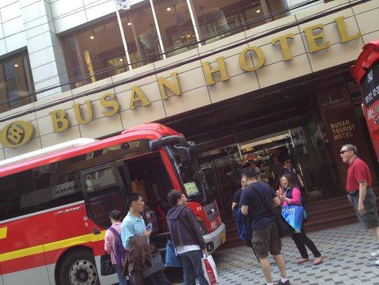 Busan Kukje Hotel: Hotel