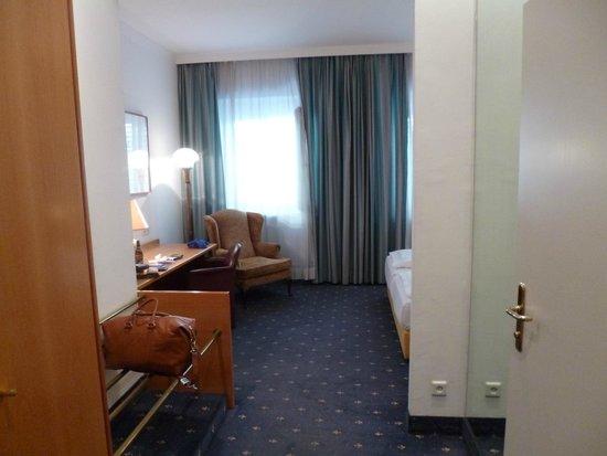 Hotel KUNSThof : romm